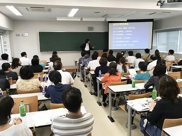 平成29年度工学部教育後援会総会及び学科懇談会を開催