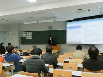 平成29年度電気電子情報系専攻(情報系)修士論文審査会を実施