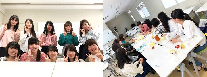 知能情報女子のための茶話会(新1年生対象)@吉田キャンパス