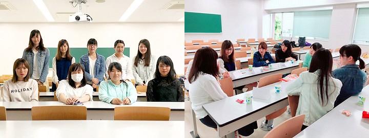 知能情報女子のための茶話会@常盤キャンパス